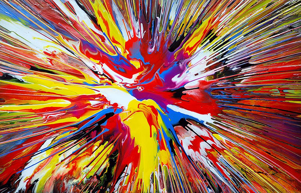 Spin Art Craft
