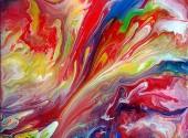 Fluid Painting 54