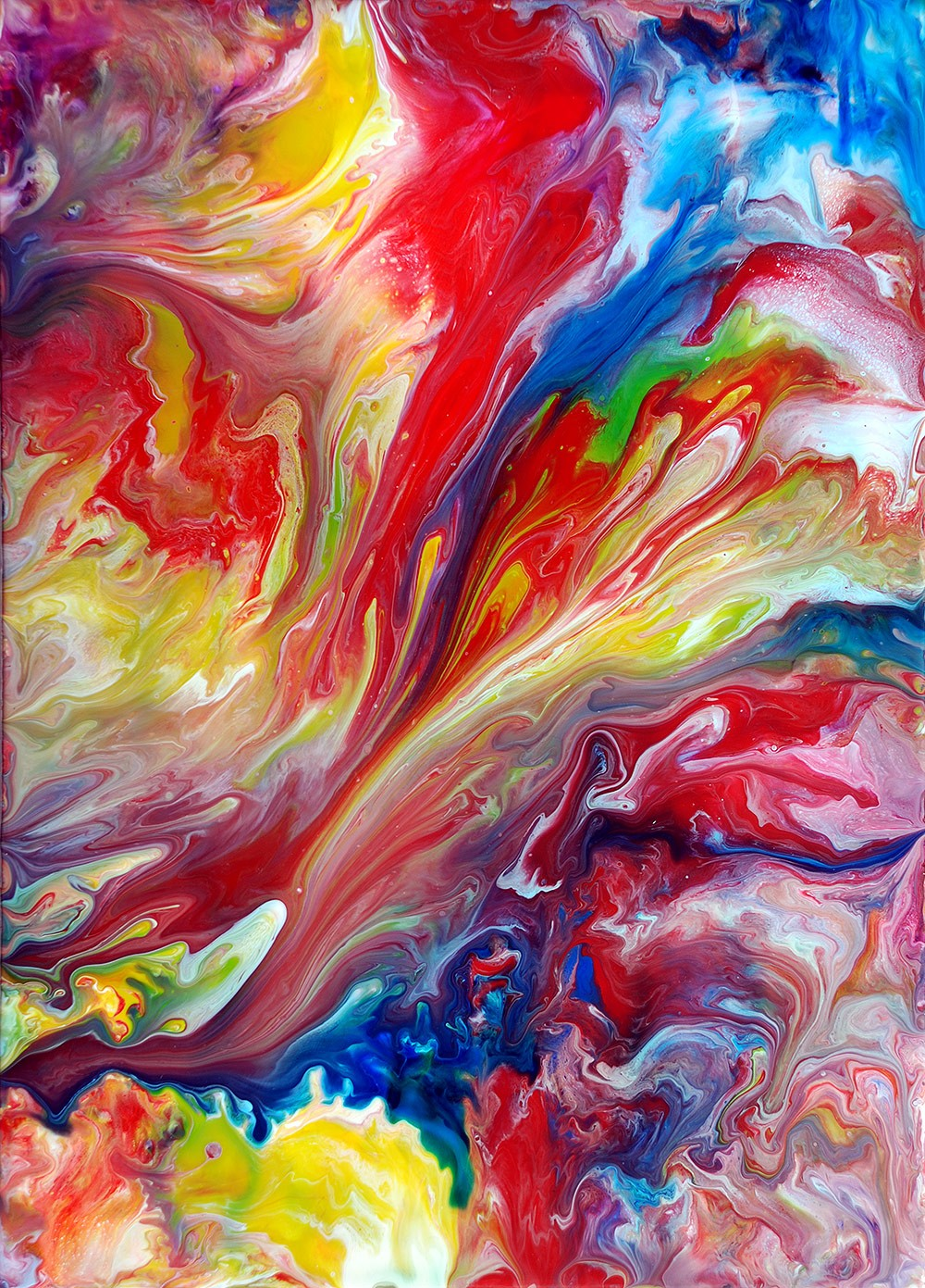 How To Mix Colors For Glass Painting