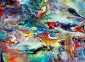 Fluid Painting 61