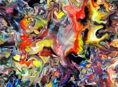 Fluid Painting 84