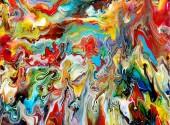 Fluid Painting 90