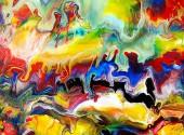 Fluid Painting 91