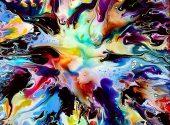Fluid Painting 112