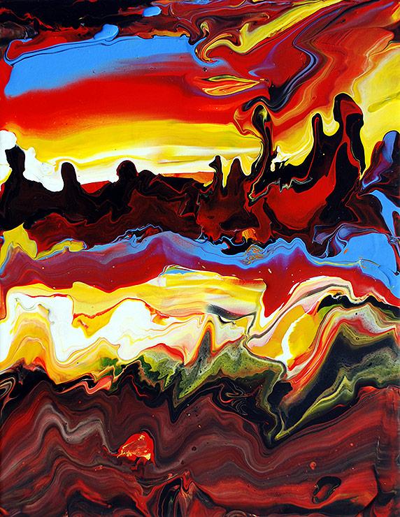 Fluid Painting 11