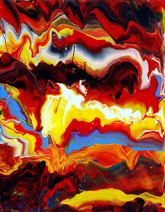 Fluid Painting 12