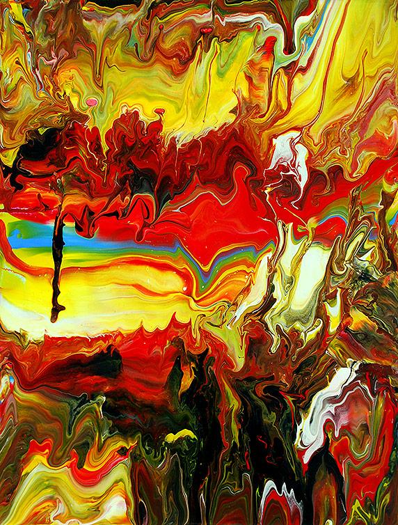 Fluid Painting 14