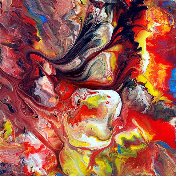 Fluid Painting 35