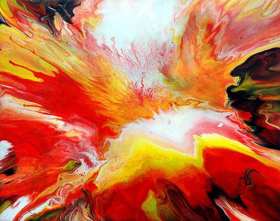 Fluid Painting 36