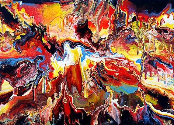 Fluid Painting 37