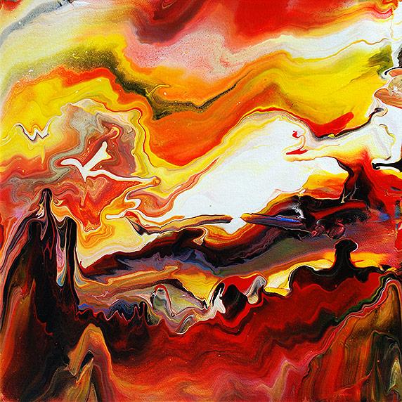 Fluid Painting 5