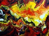 Fluid Painting 9