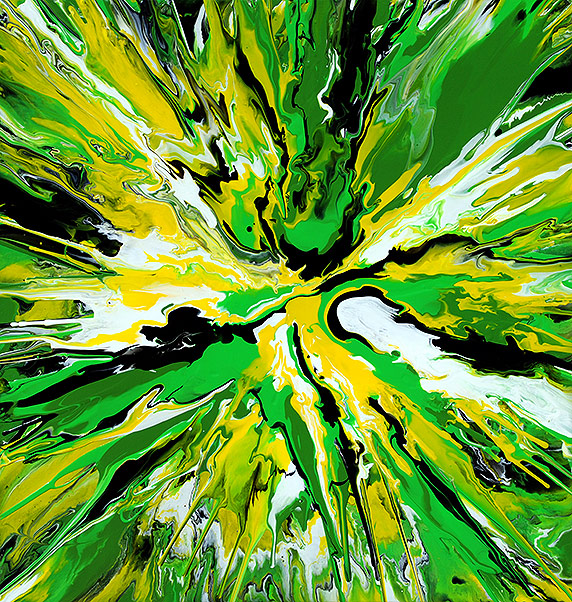 Spin Painting 14