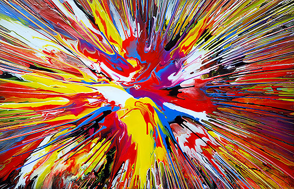 Spin Painting 18