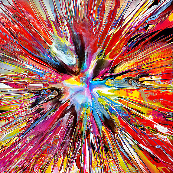 Spin Painting 9