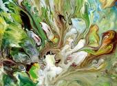 Fluid Painting 42