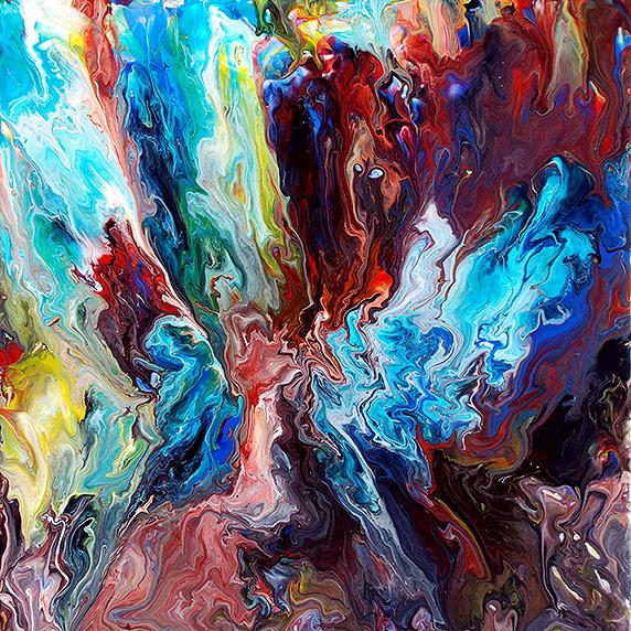 Fluid Painting 46