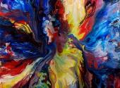 Fluid Painting 57