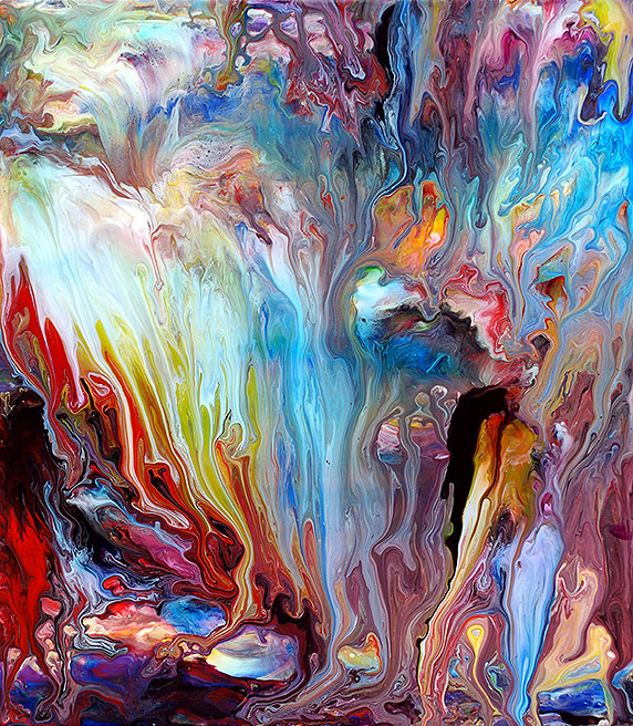 Fluid Painting 60