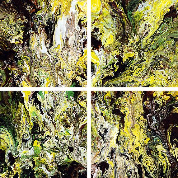 Fluid Painting 72