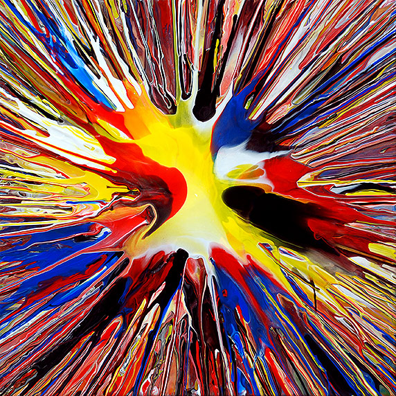 Spin Painting 27