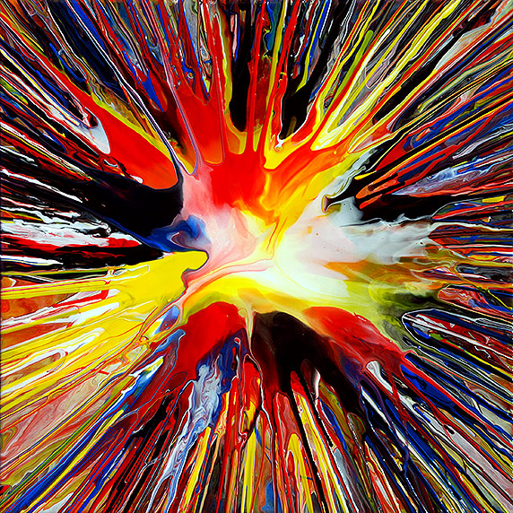 Spin Painting 29