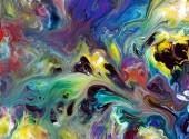 Fluid Painting 76