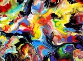 Fluid Painting 85