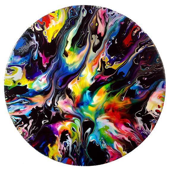 Fluid Painting 104