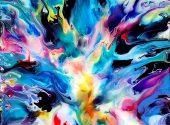 Fluid Painting 114