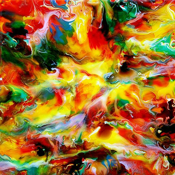Fluid Painting 116