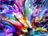 Fluid Painting 122